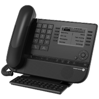 Alcatel Lucent 8029 Premium Desk phones Phone System by rentaphonesystem.com.au