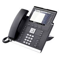 UNIFY Open Stage Desk Phone IP 55G – SIP Phone System by rentaphonesystem.com.au